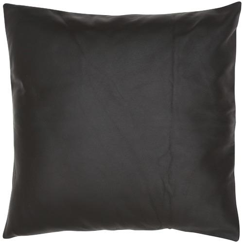 Amigos de Hoy Luxury Plain Leather Cushion
