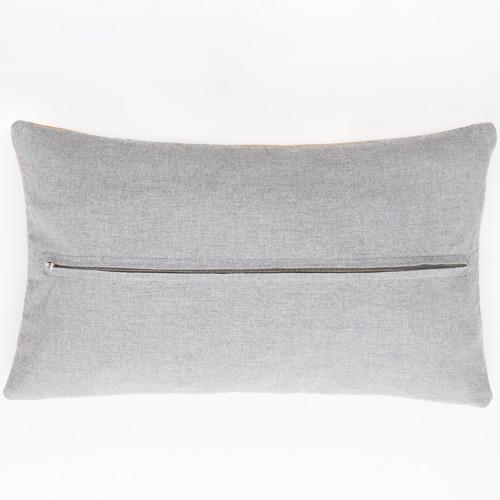 Amigos de Hoy Anders Rectangular Cotton Suede Cushion