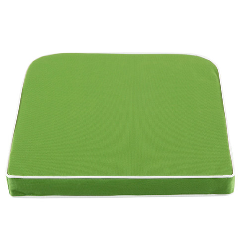 Zumo Green Futon Outdoor Cushion