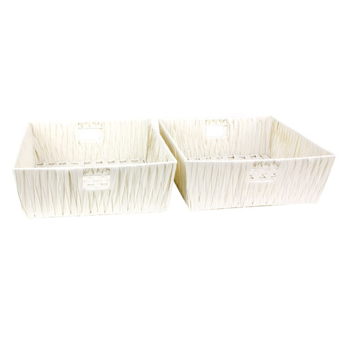 Aspen Woven Storage Basket