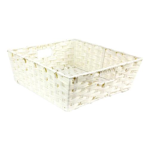 Home Storage and Living Kaia Woven Rattan Storage Basket