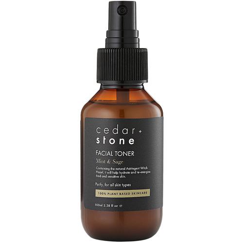 Cedar + Stone Mint & Sage Face Toner
