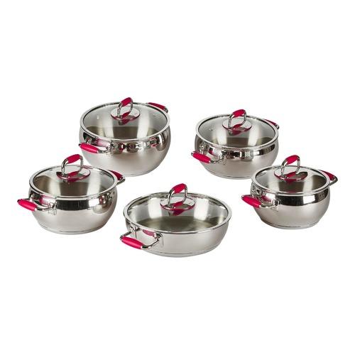 Kitchen & Co Kitchenware Milano Cookware Set