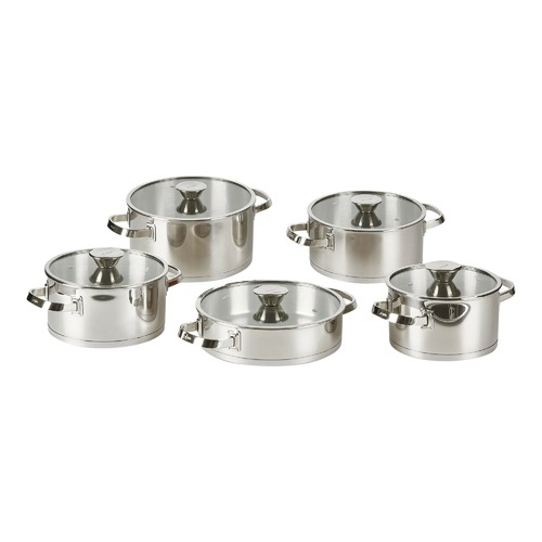 Lilyum Prestige Cookware Set Temple Amp Webster