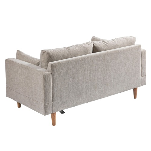 Latitude By Oneworld Sand Tia 2 Seater Sofa