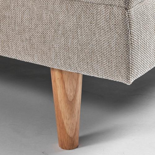 Latitude By Oneworld Sand Silas 2 Seater Sofa