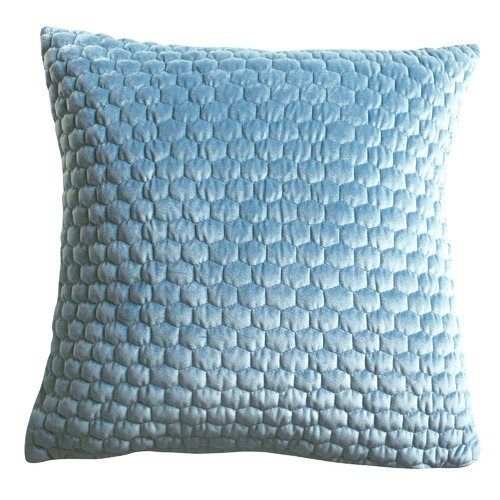 Bella Casa Honeycomb Quilted Cushion