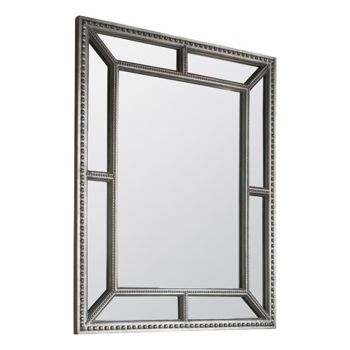 Lawson Beaded Wall Mirror Temple Webster