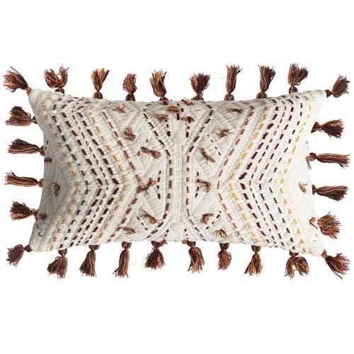 Bella Casa Paracas Embroidered Cushion
