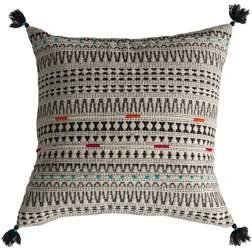 Meccah Embroidered Cushion