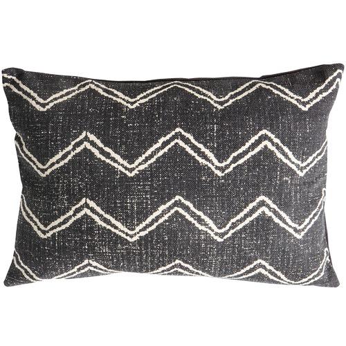 Bella Casa Camir Zig Zag Cotton Cushion