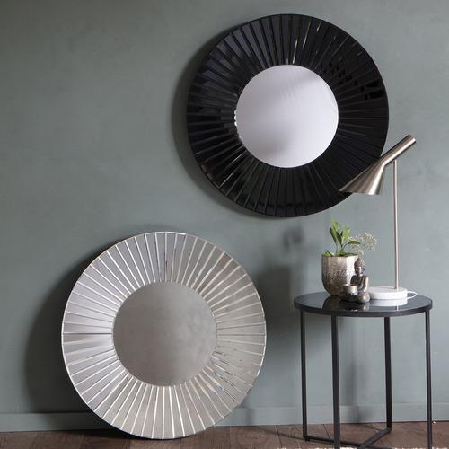 Bella Casa Faxton Round Wall Mirror