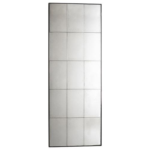 Bella Casa Lederberg Rectangular Wall Mirror