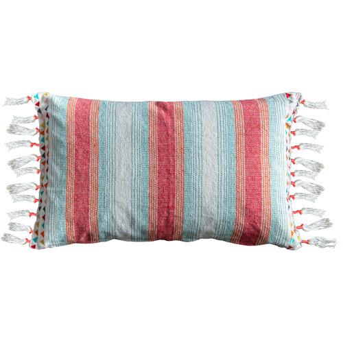 Bella Casa Tasselled Inge Cotton Cushion