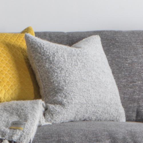 Bella Casa Grey Catrin Cushion