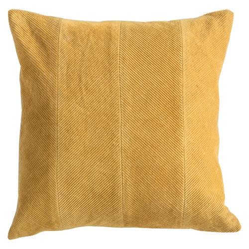 Bella Casa Vinta Corduroy Cotton Cushion