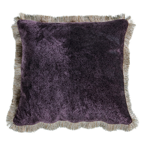 Bella Casa Mottled Tanja Velvet Cushion
