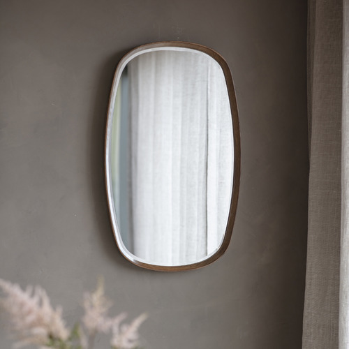 Bella Casa Luther Oval Wall Mirror