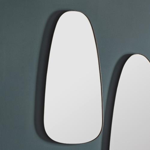 Bella Casa Silver Yanick Wall Mirror