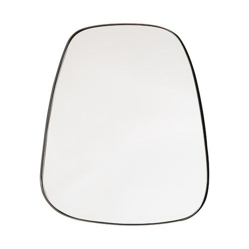 Bella Casa Silver Madhavi Metal Wall Mirror