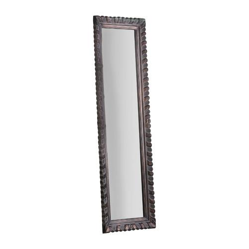 Bella Casa Antique Bronze Dalibor Full Length Mirror