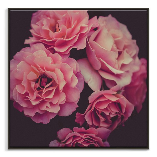 Photographers Lane Spring Bouquet Printed Wall Art