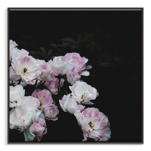 Photographers Lane Blushing Blooms Printed Wall Art