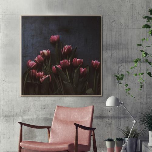 13 Tulips Printed Wall Art