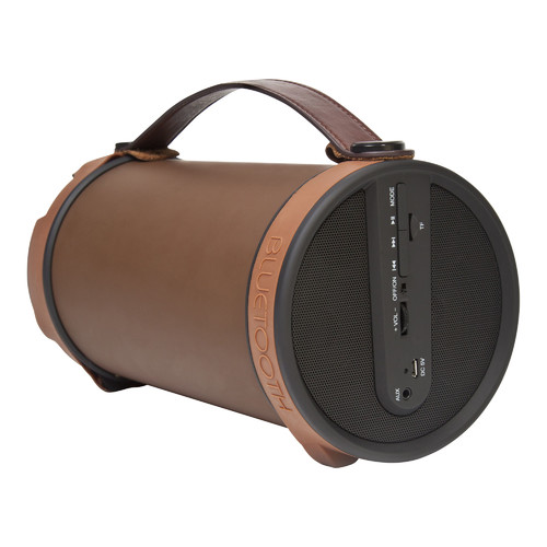Thumbs Up Brown Boomtube Bluetooth Speaker