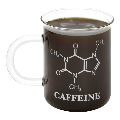 Thumbs Up Chemistry Coffee Mug