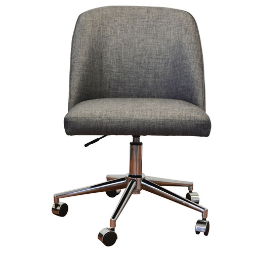 In Home Furniture Style Clement Fabric Student Office Chair
