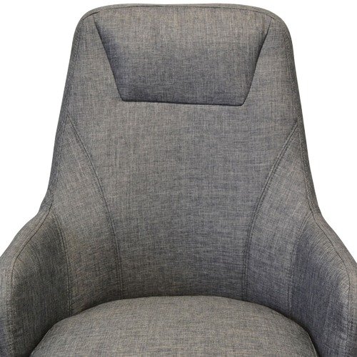 In Home Furniture Style Mack High Back Executive Office Chair