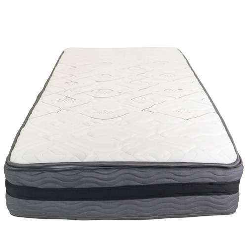 In Home Furniture Style Memory Foam Pillow Top Pocket Spring Mattress