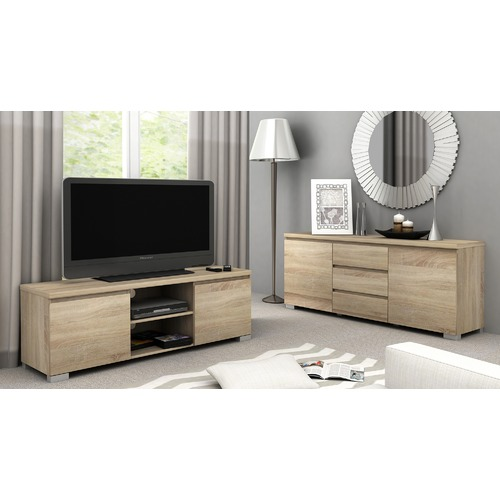 In Home Furniture Style Piper Entertainment Unit