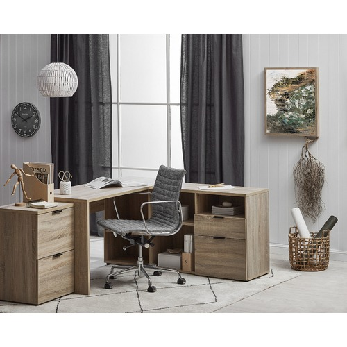In Home Furniture Style Rico 2 Drawer Filing Cabinet