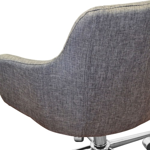 In Home Furniture Style Huey Fabric Executive Office Chair