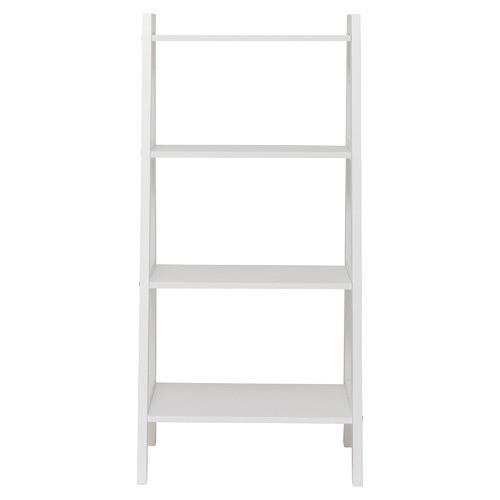 In Home Furniture Style Odessa 4 Tier Multi-Purpose Shelf Ladder