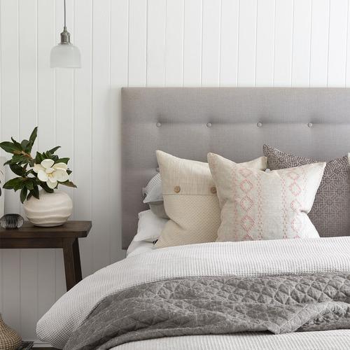 Zaab Homewares Kava Linen Cushion