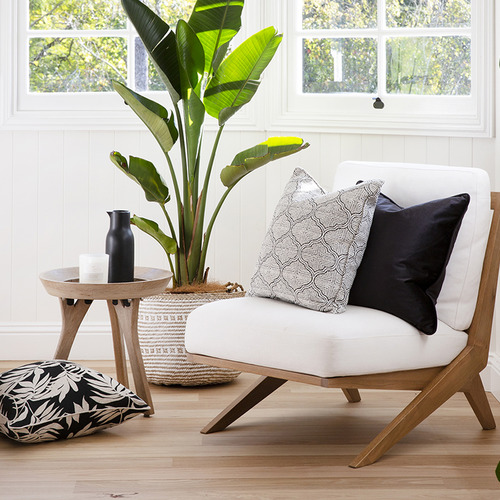 Zaab Homewares Trellis Charlotte Cushion