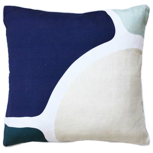 Zaab Homewares Eclipse Cotton-Blend Cushion