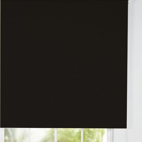 Black Atria Roller Blind