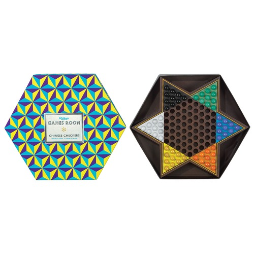 Ridley's Games Room Classic Chinese Checkers Set