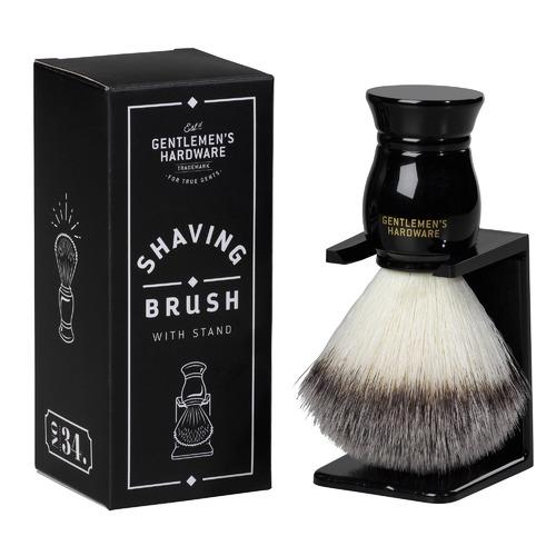 Gentlemen's Hardware Shaving Brush & Stand
