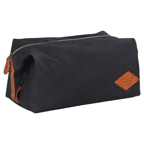 Gentlemen's Hardware Waxed Canvas Wash Bag