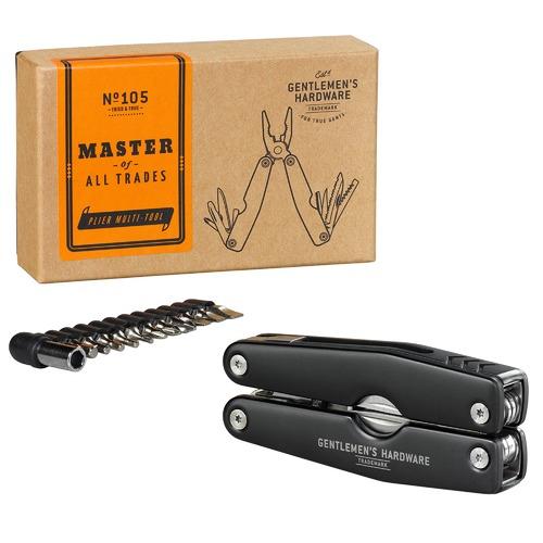 Gentlemen's Hardware Plier & Screwdriver Multi-Function Tool