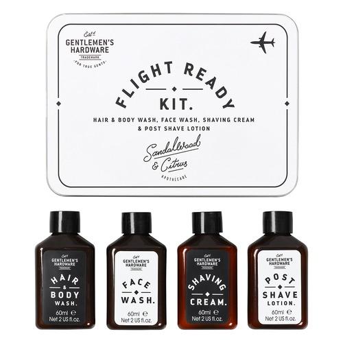 Gentlemen's Hardware Flight Ready Wash Kit