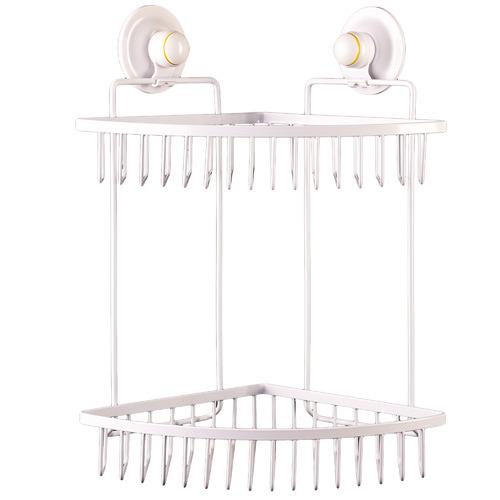 2 Tier Kiahloc Corner Shower Caddy