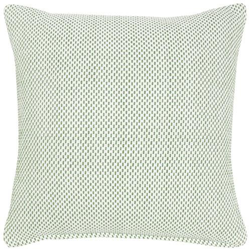 Maison by Rapee Cutler Green Cotton Cushion