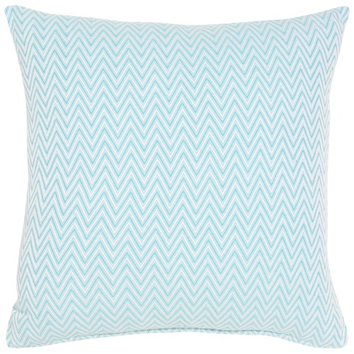Maison by Rapee Jazz Blue Cotton Cushion