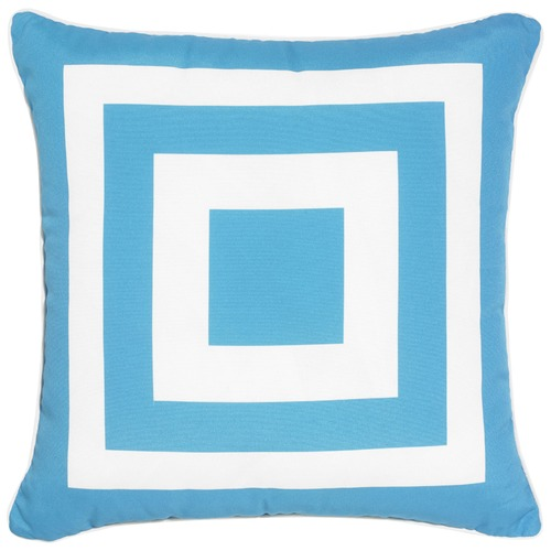 Maison by Rapee Saraceno Aqua Cushion